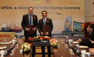 Huawei und Deutsche Post DHL Group bilden Partnerschaft für Internet of Things-Markt und vernetzte Logistik