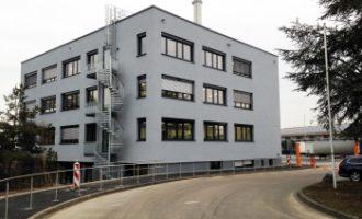 DSV stärkt Aschaffenburger Standort
