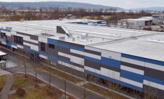 Siemens eröffnet moderne Fertigung für Post-, Paket- und Flughafenlogistik in Konstanz