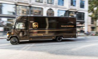 Netzwerkinvestitionen sollen UPS von Deutschland aus schneller machen