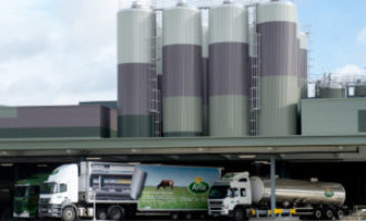 Arla to invest £37.5m in sites and logistics