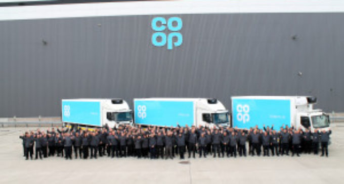 Co-op chooses JDA software