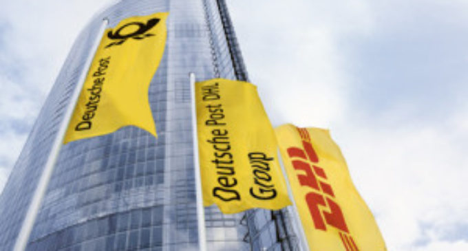 DHL forms partnership with Huawei Technologies