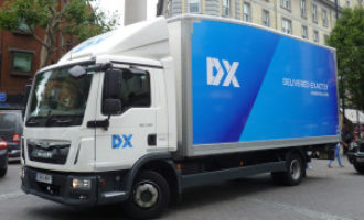 DX reviews operations after profit warning