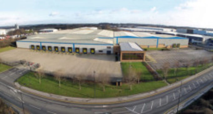 New warehouse scheme for Wakefield