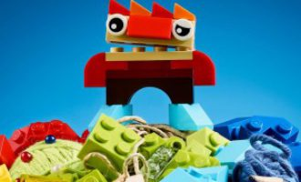 Lego implements new supply chain software
