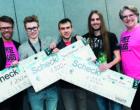 KNAPP Coding Contest 2017 ein voller Erfolg