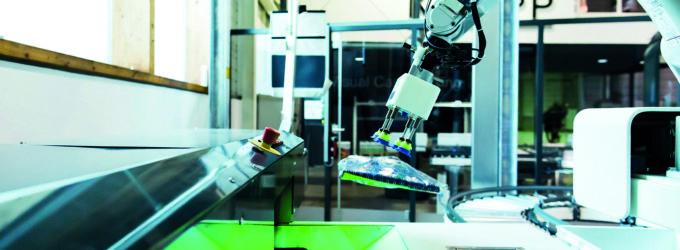 Pick-Roboter von KNAPP ist BESTES PRODUKT der LogiMAT 2017