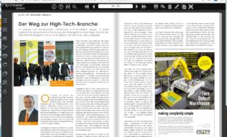 Der Weg zur High-Tech-Branche