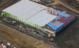 Habacker Holding und Chal-Tec feiern Richtfest für Logistikzentrum