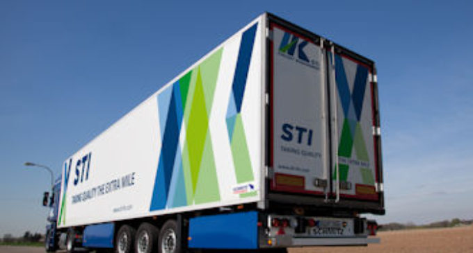 STI Freight Management rüstet Fuhrpark auf