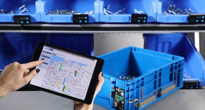 Mit smarten Behältern zu Industrie 4.0