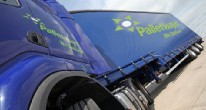 Palletways opens new regional hub