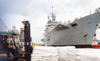TVS to supply Royal Navy equipment