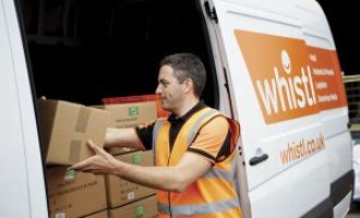 Whistl targets parcels to drive growth