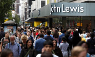 John Lewis launches its own Dragon's Den