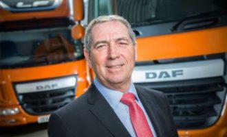 DAF's Ray Ashworth to retire