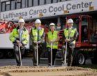Ausbau des Lufthansa Cargo Cool Centers hat begonnen
