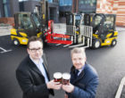 Marston's invests £700,000 in lift trucks