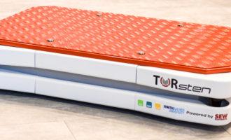 TORWEGGE präsentiert hochtechnologisches FTS TORsten