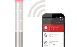 HANNOVER MESSE 2017: in-tech präsentiert Apps für die Smart Factory