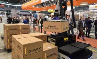 Dematic schickt intelligentes Picking-Flurförderfahrzeug in den Beta-Test