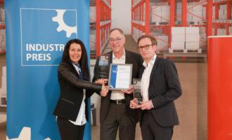 TORWEGGE gewinnt mit FTS TORsten Industriepreis