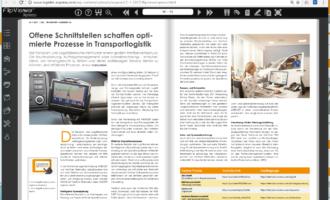 TomTom Telematics: Offene Schnittstellen schaffen optimierte Prozesse in Transport & Logistik