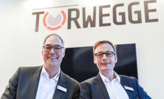 TORWEGGE mit Doppelspitze Richtung Technologieunternehmen