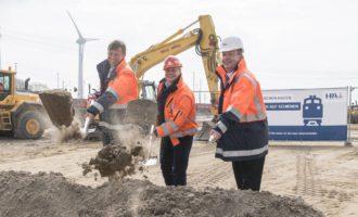 Neue Lokservicestelle für die Hafenbahn