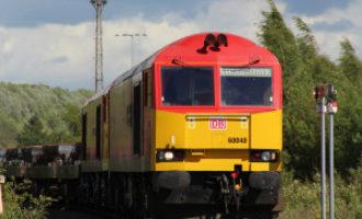 DB Cargo to cut a third of workforce