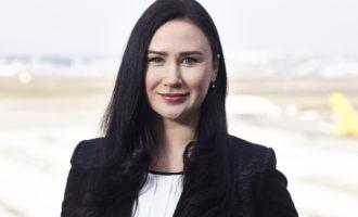 LUG: Nina Strippel, neue Stellvertreterin