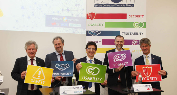 """Start von """"SCOTT"""": EU-Projekt vereint internationale Top-Partner aus Industrie und Forschung"""