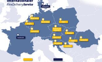 GLS erweitert internationalen Flex-Delivery-Zustellservice