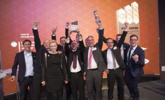 David gegen Goliath: TORWEGGE setzt sich bei IFOY-Award durch