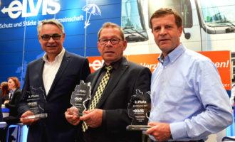 Net Cargo gewinnt Quality Award von ELVIS