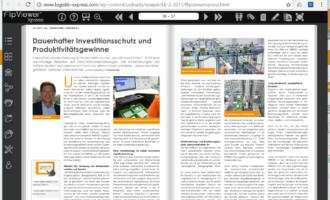 Retrofit-Experten von WITRON Logistik sorgen für dauerhaften Investitionsschutz und Produktivitätsgewinne
