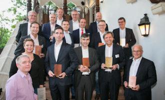 System Alliance Europe ehrt die besten Partner