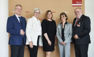 Forschungsnetzwerk zur Digitalen Transformation an der KLU