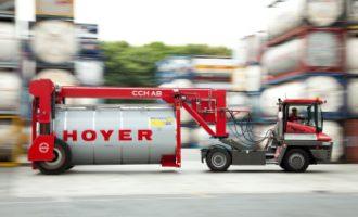 Hoyer schließt Jubiläumsjahr mit Umsatzplus ab
