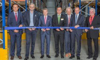 Dachser eröffnet Warehouse in Linz