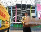 DHL chosen as logistics partner for Rugby World Cup