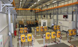 Umfassende Batterielösung für Bodenverkehrsdienste an Türkischen Flughäfen