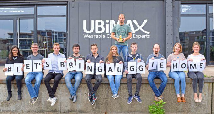 Ubimax gewinnt Auggie Award auf der Augmented World Expo (AWE) 2017