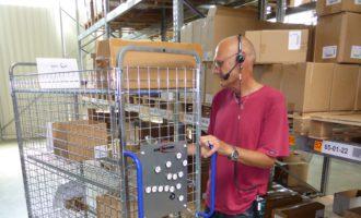 Hören und zuhören – Pick by Voice mit SAP® ERP bei der ANSMANN AG