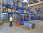Logistics Solution Center Middle East von E+P – Smarte Logistiktechnologien für Dubai
