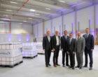 Imperial nimmt neues Gefahrstofflager in Münster in Betrieb