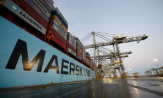 Cyber attack hits Maersk booking system
