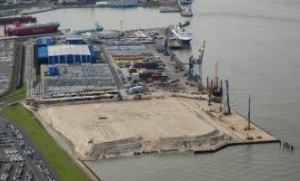 Neues Terminal-Managementsystem für Cuxport
