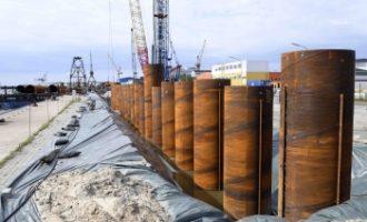 Bremerhaven: Bauarbeiten an der Westkaje Kaiserhafen III beginnen